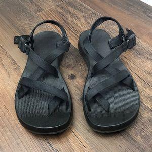 Black Men's Chacos Size 12